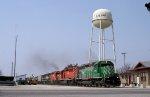 Eastbound CITX Loaded Ethanol