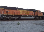 BNSF 9906