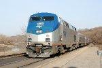 Amtrak 703 on P-280