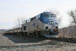 Amtrak 710 on P-063