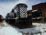Retired engines