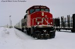 "CN'S ACR ""Tour of the Line"" train"