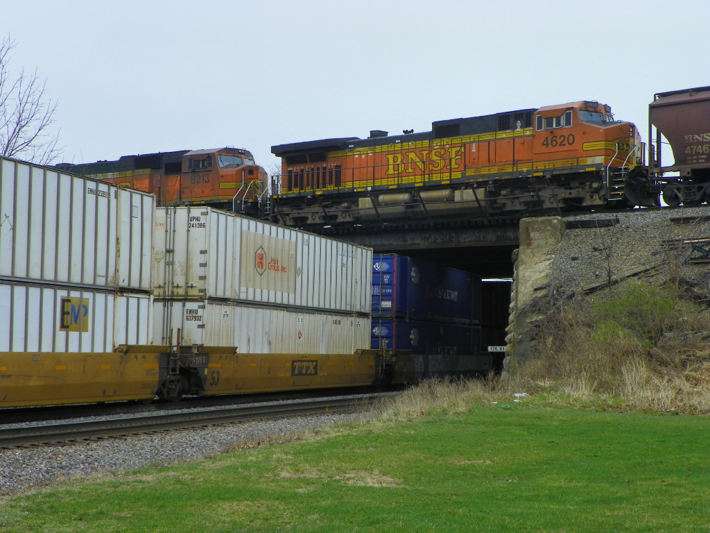 BNSF 4620