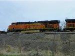 BNSF 7613