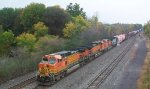 BNSF on CSX rails