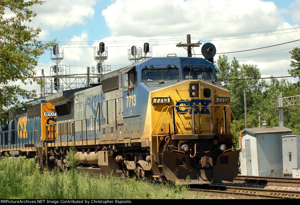 CSX 8-40CW 7713