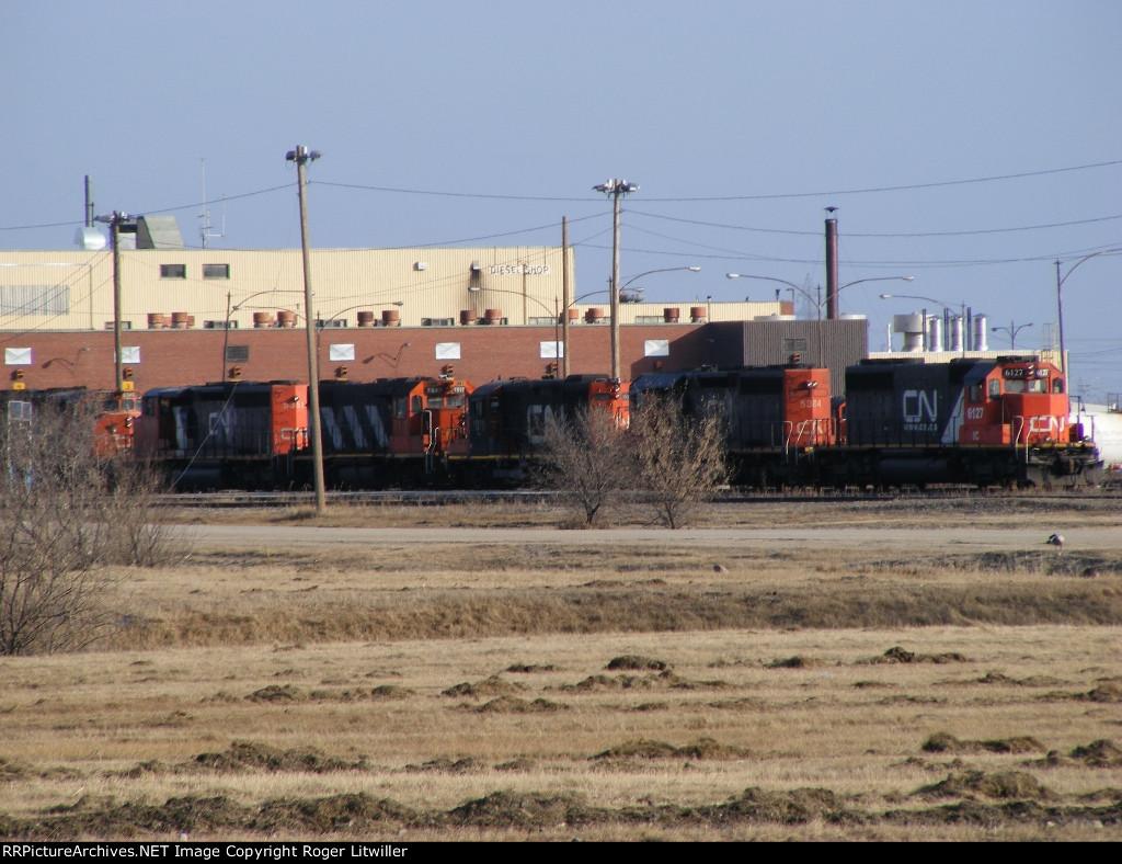Winnipeg Engine Facility