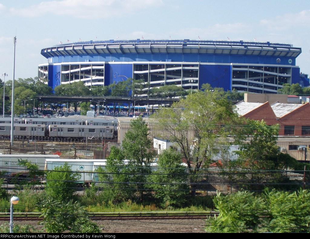 Shea Stadium & Corona Yard