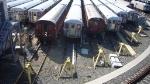 Corona Yard (R33 WF and R62A)