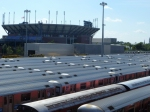 IRT Corona Railroad Yard