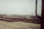 Corona Yard-cab view from the 7 Train