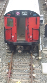 R33 WF 9309, freshly repainted in 2009