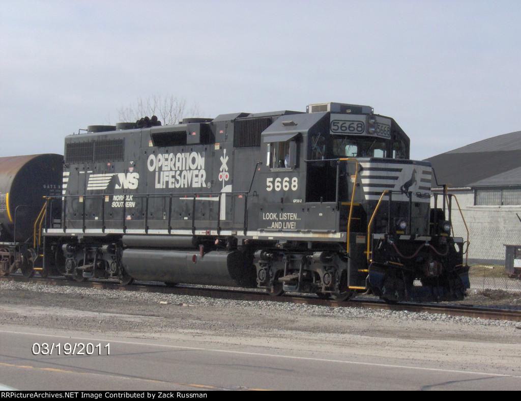 NS 5668