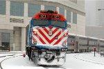 Metra   F40PH 123