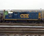 CSX GP35 Slug