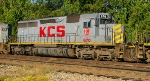 KCS 670 going down the Wilson Alley grade
