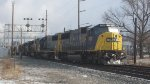 CSX Q507 moving south