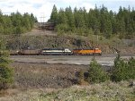 Westbound coal