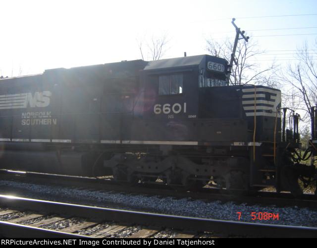 NS SD60 6601