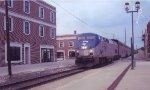 Amtrak P42DC #37