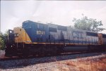 CSXT SD60I 8741