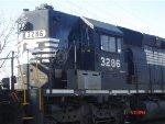 NS SD40-2 3286
