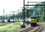 Q172 passing the Yard