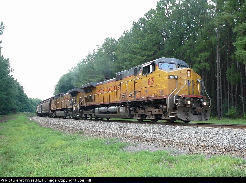 UP 9683 (CSX Q549-25)