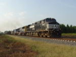 A post-Conrail merger consist