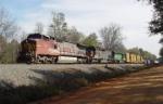 BNSF 867 (CSX Q684-26)