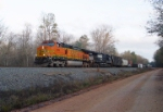 BNSF and NS on CSX rails