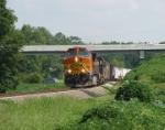BNSF 4547 (CSX Q550-23)