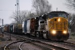 Westbound UP Freight