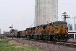 Westbound Empty Coal