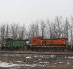 BNSF 3644