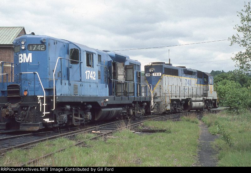 B&M 1742; D&H 7411
