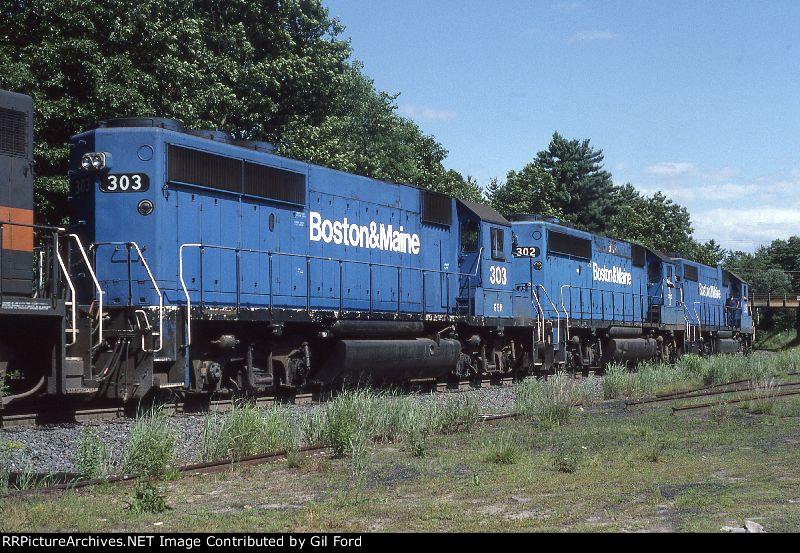 B&M 303-302-208