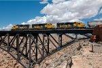 BNSF 8733 Diablo Canyon Bridge