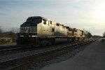 NS 9655 At Depot