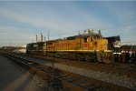 UP 9219 at depot