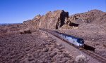 Amtrak #4 at The Devils Throne