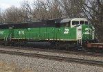 BNSF 8114
