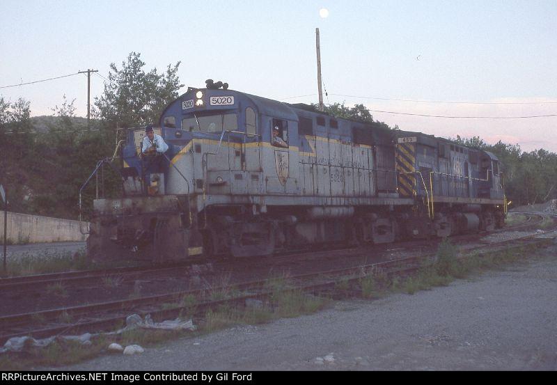 D&H 5020-453