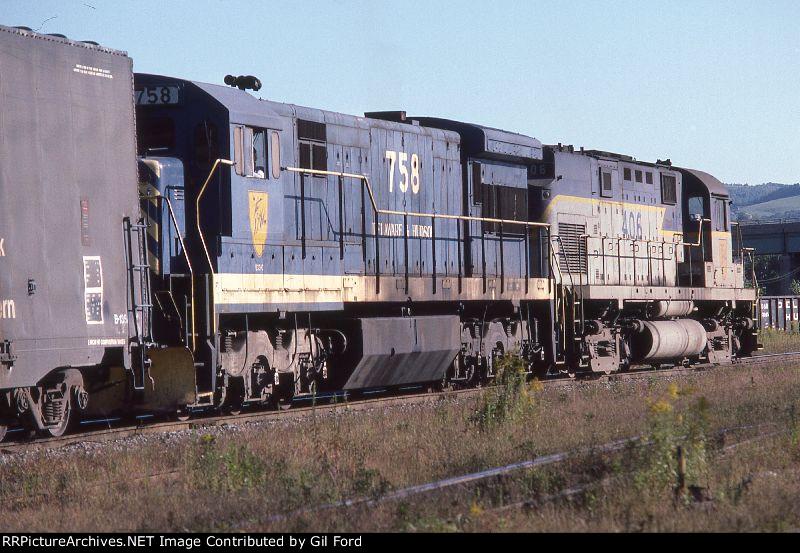 D&H 758-406