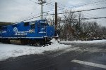 Snowplough not snow burst
