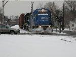 Snowburst