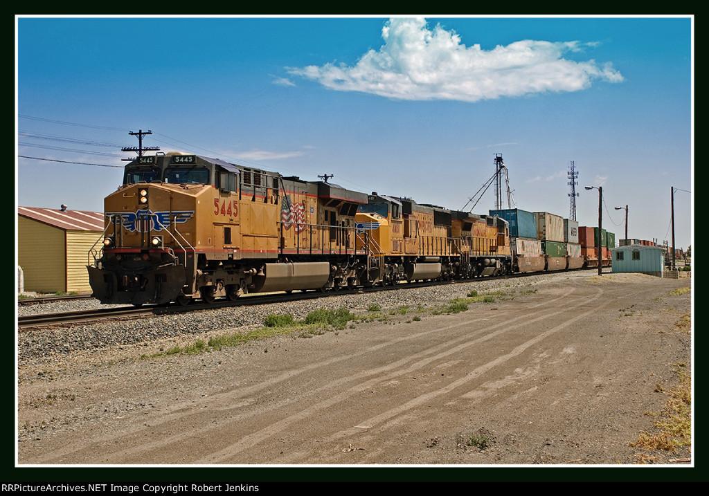 UP-5445 West