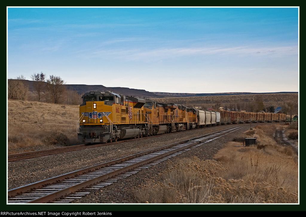 UP-8682 West