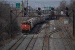 CN 323 a Lachine