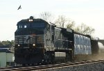 Bird and Train